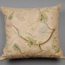 Image of Pillow, Throw - Rose Standish Nichols