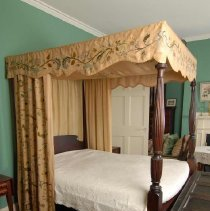 Image of Bed, Canopy -