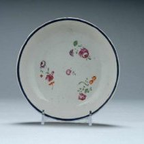 Image of Plate, Tea -