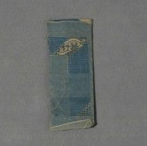 Image of Cloth Fragment - [Rose Standish Nichols]