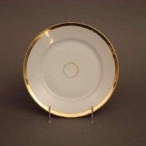 Image of Plate, Dessert -