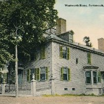 Image of Postcard - Wentworth Home, Portsmouth, N.H.