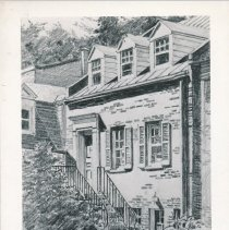 Image of Postcard - Pat and Mailo's House