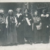 Image of Postcard - Women's International League for Peace and Freedom Second Conference, Zurich, 1919