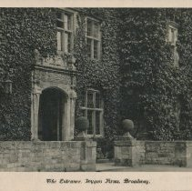 Image of Postcard - The Entrance, Lyon Arms, Broadway