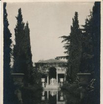 Image of Postcard - Photograph, garden/landscape design