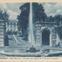 Image of Postcard - Villa Farnese-Fortana del Giglio ed il Casino