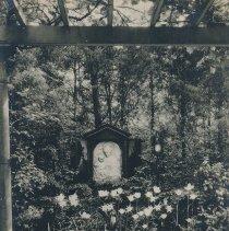 Image of Postcard - Garden Shrine Mrs. E.L. Ryerson, Lake Forest, ILL.