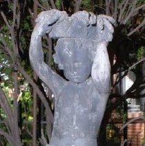 Image of Statue, Garden -