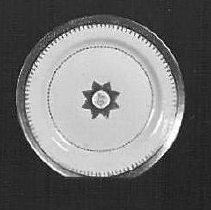 Image of NT 73.61.1.1-6 - Plate, Luncheon