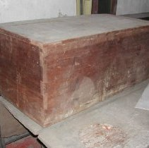 Image of X.CL.2007.034 - Chest, Blanket