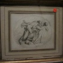 Image of X.CL.2008.020 - Drawing, Pencil