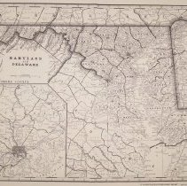 Image of Maryland and Delaware: 1885-1887