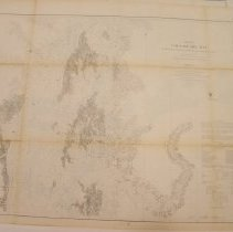 Image of Chesapeake Bay: Head of the Bay to mouth of Patomac River, Maryland 1857 - 1610.068