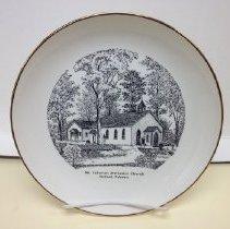 Image of 2013.047.003 - Plate, Commemorative