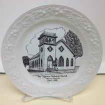 Image of 2013.047.008 - Plate, Commemorative