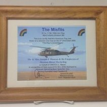 Image of 2013.057.001 - Certificate, Commemorative