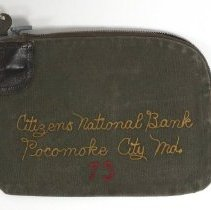 Image of 2013.103.016 - Bag, Money