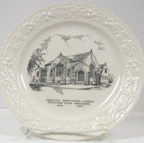 Image of 2014.068.007 - Plate, Commemorative