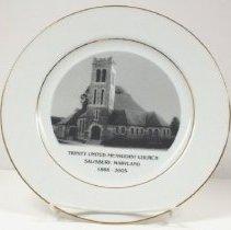 Image of 2014.068.014 - Plate, Commemorative