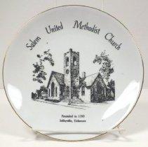 Image of 2014.068.020 - Plate, Commemorative