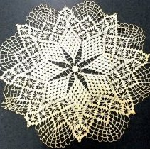 Image of 1990.036.017 - Doily