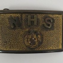 Image of NHS Belt Buckle
