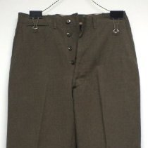 Image of 2014.160.005 - Trouser