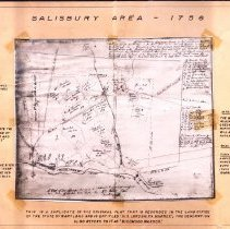 Image of Salisbury Area- 1756     - 1855.053