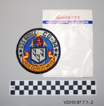 Image of David R. Homan Jr - V2010.97.7.1-.2