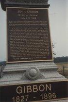 Image of General John Gibbon Monuments - WVM.1346.I001