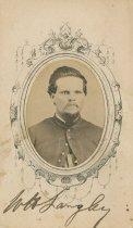 Image of William H. Langley - WVM.1511.I001