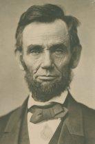 Image of Abraham Lincoln Print - WVM.1175.I001