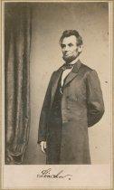 Image of Abraham Lincoln - WVM.0004.I026