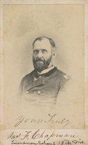 Image of James F. Chapman - WVM.1740.I033