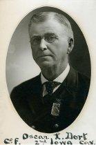 Image of Oscar L. Dort - WVM.1044.I043