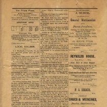 Image of Prison Press Newspaper