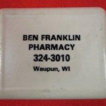 Image of 2014.0001.0033 - Box, Pill