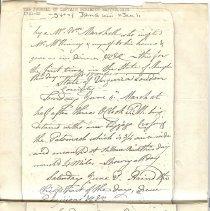 Image of Journal of Captain Benjamin Ba