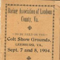 Image of Racing Association of Loudoun