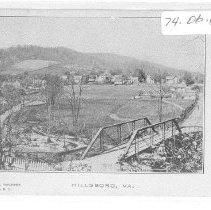Image of Postcard of Hillsboro, VA