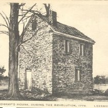 Image of John Champ's House