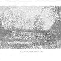 Image of Mill Dam near Aldie, VA