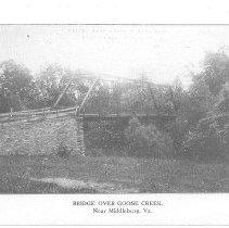 Image of Bridge over Goose Creek