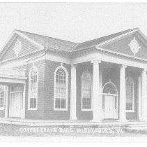Image of Confederate Hall, Middleburg, VA