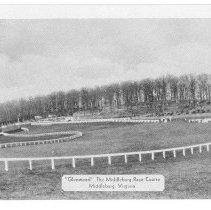 Image of Glenwood; the Middleburg Race Course, Middleburg, VA
