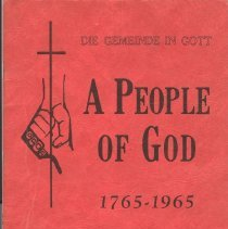 Image of A People of God