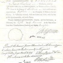 Image of James Cleveland Documents