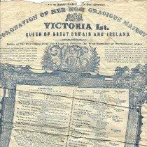 Image of Victorian Coronation