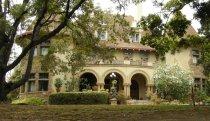 Image of Rindge Family home, 2263 S. Harvard Blvd., Los Angeles. - FF-122